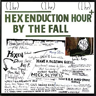Hex Enduction Hour by Cog Sinister Us