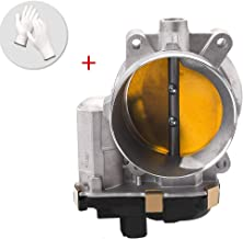 KINCARPRO Electric Throttle Body OE 12580760 Assembly Fits for 2006-2007 Buick Rainier, 2007-2008 Cadillac Escalade, 2008 Chevrolet Silverado 3500 2007-2008 GMC Sierra 1500, 2006-2008 Saab 9-7x