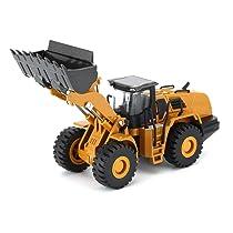 PLUSPOINT Construction Realistic Excavator Bulldozer Truck