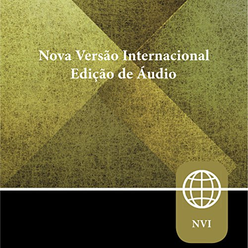Nova Versão Internacional, Audio Download audiobook cover art