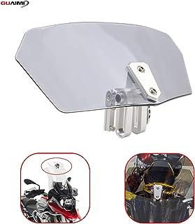 Nrpfell 4 Connettori M10X1.25 per Fori Specchio per FZ-09 FZ-07 CRF 250