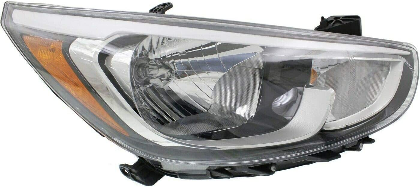 OLINDA Headlight Compatible with SEAL limited product 2015-17 Hatchback Sed Accent Spasm price or