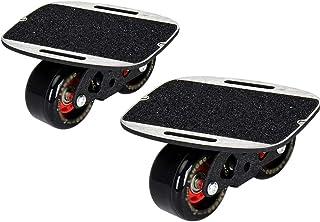 Mini Cruiser Plastic Skateboard for Beginners Starter Kids Jongens Meisjes Teenager, Drift Skates Plate Anti-Slip Board Al...