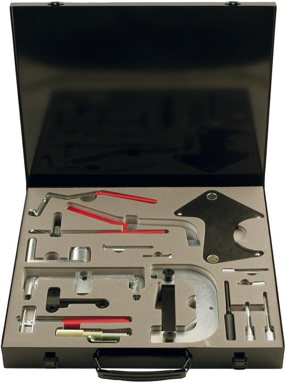 KS KS KS Tools 400.1800 Renault - Motoreinstell-Werkzeug-Satz, 18-tlg. B00BOVLAC6 | Hohe Qualität und geringer Aufwand  5dd105