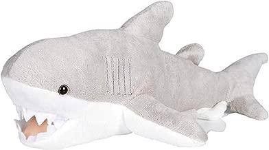 (Great White Shark) - Wildlife Tree 33cm Great White Shark Plush Stuffed Animal Floppy Ocean Species Collection