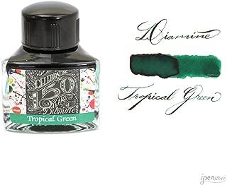 Diamine 40Ml Fountain Pen Ink - 150 Year Anniversary Edition Green