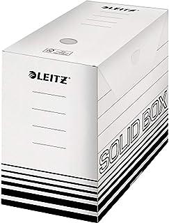 Esselte Scatole da archivio Lotto da 25 Dos 150mm bianco