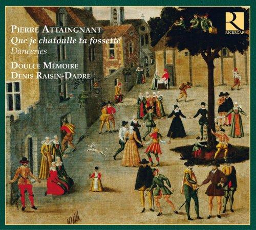 Basse dance 'La gatta en italien' - Basse dance 'La scarpa my faict mal' (Extrait du Premier livre de danceries)