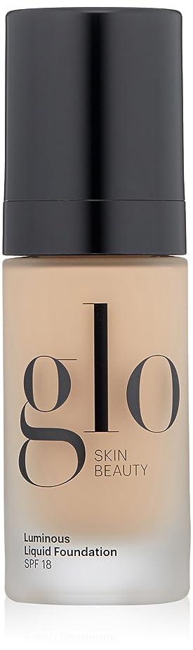 師匠オーストラリア人里離れたGlo Skin Beauty Luminous Liquid Foundation SPF18 - # Tahini 30ml/1oz並行輸入品
