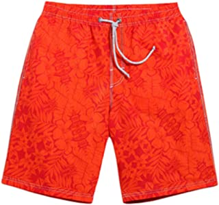 Kylin Express Mens Casual Short Beach Shorts Quick-Dry Sport Swim Trunk Swimwear Jams #04