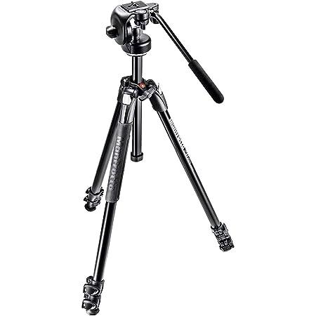 Manfrotto Mk290xta3 2w 290 Xtra Kit Alu Stativ Mit 3 Kamera