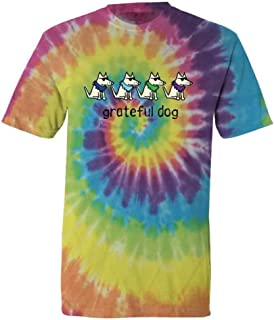 Grateful Dog - Classic Tie Dyed T-Shirt