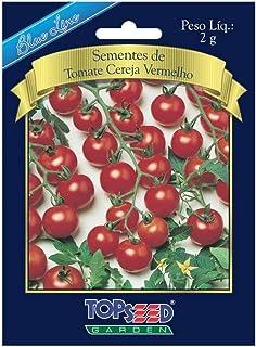 Sementes De Tomate Cereja Vermelho 2g Topseed
