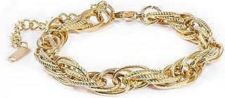 HAWSON Fashion Women Stainless Steel Bracelet - Best Gifts for Women