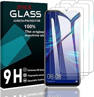 (3枚入り)Huawei Nova Lite 3 / 3+ ガラスフィルム 液晶保護フィルム 【日本製素材旭硝子製】 huawei nova lite 3 / 3+ フィルム 強化ガラス 高透過率 硬度9H 3D 耐衝撃 撥油性 指紋防止 気泡ゼロ
