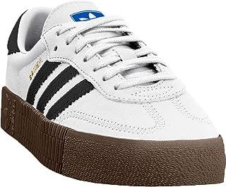 adidas Australia Women's Sambarose Trainers, Footwear White/Core Black/Gum