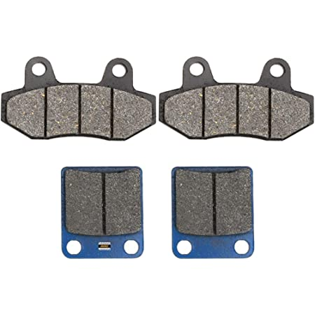 HIAORS Front /& Rear Brake Pads for SSR Thumpstar 50cc 70cc 125cc 140cc 150cc 160cc Chinese Pit Dirt Bike Motorcycle