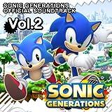 SONIC GENERATIONS OFFICIAL SOUNDTRACK Vol.2
