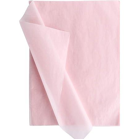 Creavvee Decoupage-Papier 28 Blatt Violett Seide 50 x 70 cm