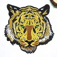 パッチ、Tシャツのジーンズ、ジャケット、バックパック、靴の装飾や修理に使用されます。タイガー3個