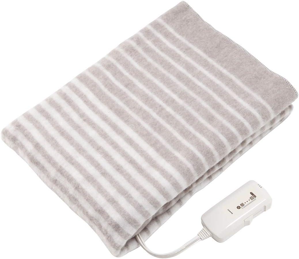 コイズミ 電気毛布 丸洗い可