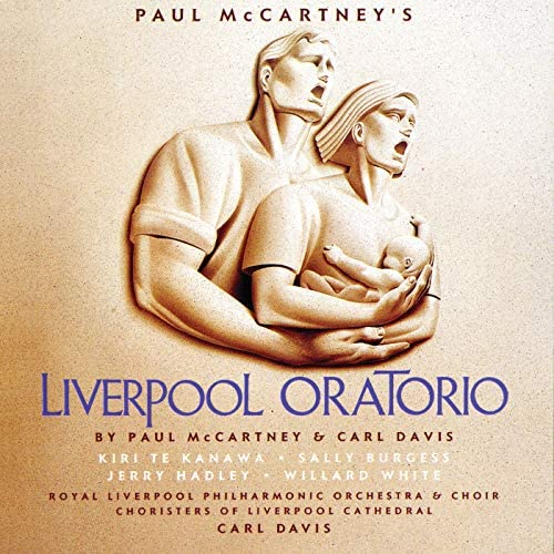 Royal Liverpool Philharmonic Orchestra, Royal Liverpool Philharmonic Choir, Choristers Of Liverpool Cathedral, Carl Davis, Kiri Te Kanawa, Sally Burgess, Jerry Hadley & Willard White