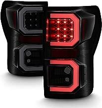ACANII -For Black Smoke 2007-2013 Toyota Tundra Lumileds LED Bar Tube Tail Lights Left + Right 2008 2009 2010 2011 2012