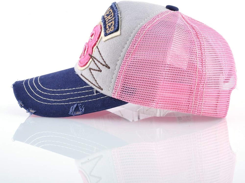 AAMOUSE Classicbaseball caps Men Summer mesh Sun hat Casual Bone Women's Cap Spring Men's Embroidery Hip hop Cap
