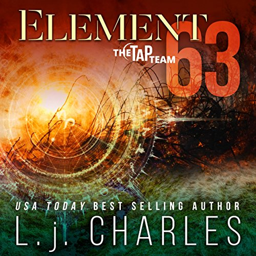 Element 63: The TaP Team audiobook cover art