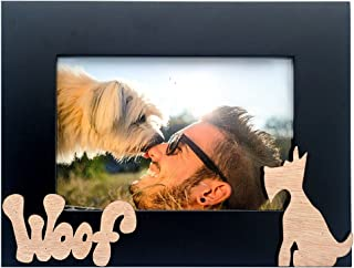 Cozzy Home Inc-I Love My Pet/Dog Picture Frame, 4x6, Black