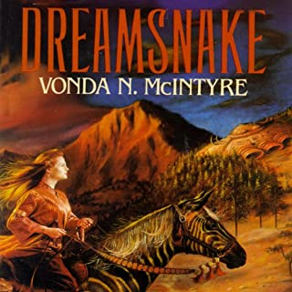Dreamsnake audiobook cover art