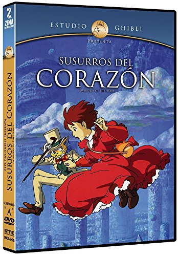 Susurros Del Corazon (Whispers of the Heart): Estudio Ghibli presenta