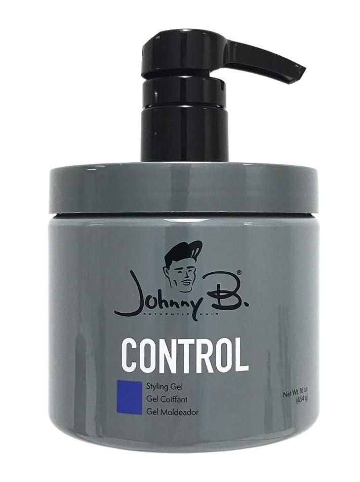 Control Styling Gel For Hair 16 oz