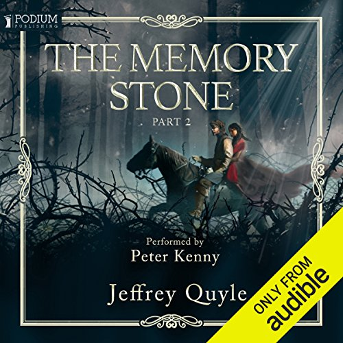 The Memory Stone, Part II cover art