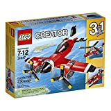 LEGO Creator Propeller Plane 31047 Building Toy, Vehicle Set