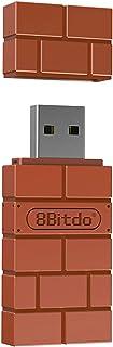 OWSOO Substituição do adaptador 8Bitdo Wireless BT para Nintendo Switch Windows Mac e receptor sem fio Raspberry Pi USB