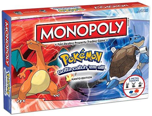 Winning Moves Jeu de société Monopoly