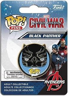 Funko Captain America: Civil War Black Panther Pop! Pin