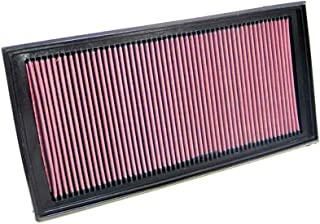 K&N engine air filter, washable and reusable:  2006-2014 Honda Ridgeline V6 33-2323