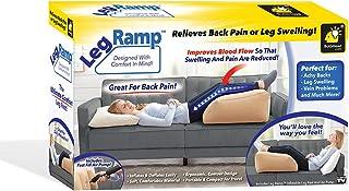 BOTOPRO - Leg Ramp, Almohada Hinchable para Reposo de Pies y Piernas. Incluye Inflador de Doble acción - Anunciado en TV