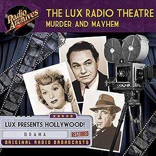 Lux Radio Theatre, Murder and Mayhem cover art