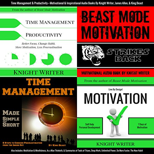 Time Management & Productivity + cover art