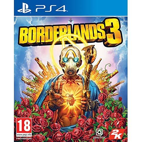 Borderlands 3 (PS4) (Español, Inglés, Francés, Elemán, Italiano)