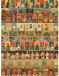 Best baseball card jigsaw puzzle Reviews
