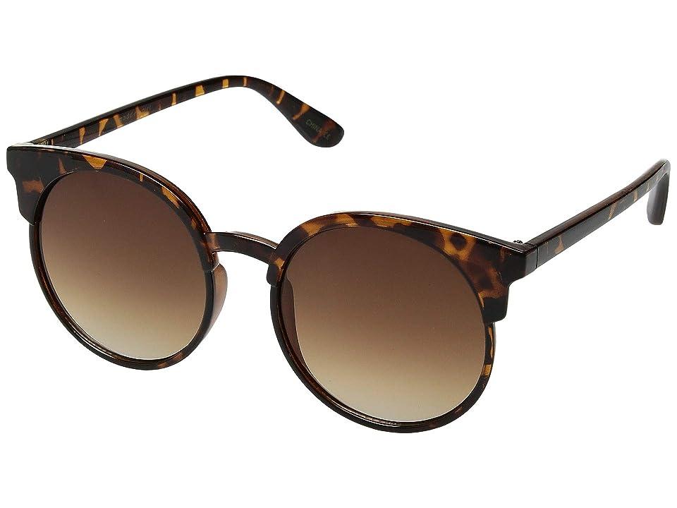 Steve Madden Madden Girl MG893118 (Tortoise) Fashion Sunglasses