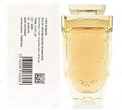 Cartier La Panthere Legere For Women Eau De Parfum Spray, 3.4 Ounce, (Tester/Plain Box)