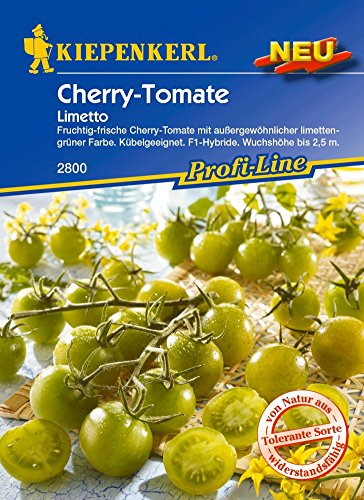 Tomatensamen - Tomate Limetto von Kiepenkerl