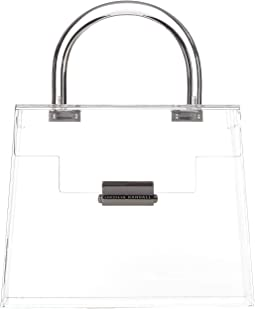 Flavia Clear Mini Satchel