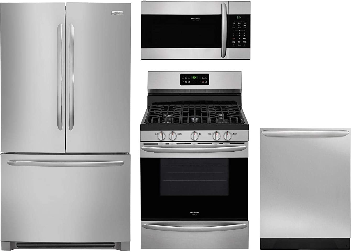 4 Piece Kitchen Appliance Package with FGHN2868TF 36