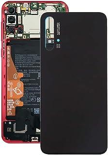 GXX Lin Battery Back Cover for Huawei Nova 5 Pro(Black) (Color : Orange)
